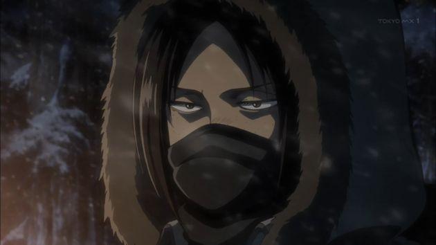 進撃の巨人 Season2 30話 感想 05