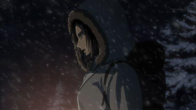 進撃の巨人 Season2 30話 感想 13
