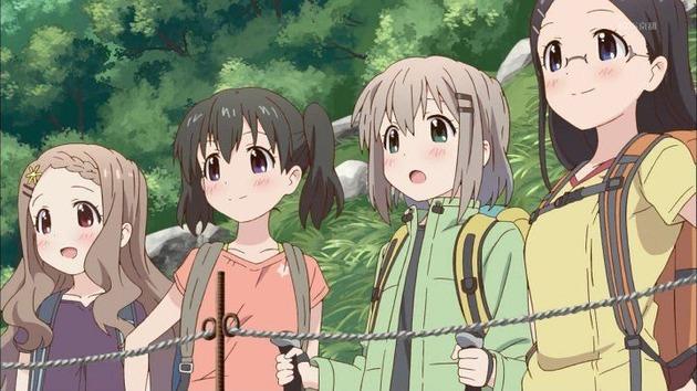 日常系アニメ