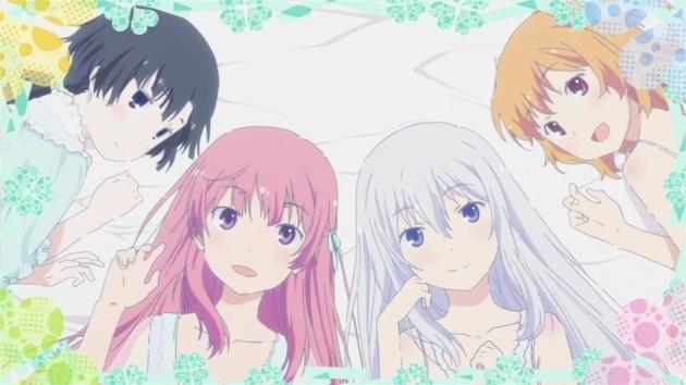 恋愛・ラブコメアニメ オススメ ギャグ 面白い