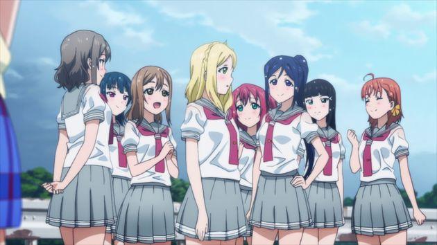 アニメ『ラブライブ!サンシャイン!!』もキャラクターが可愛いし普通にヒットしそうなんだけど・・・!!(画像・解説あり)