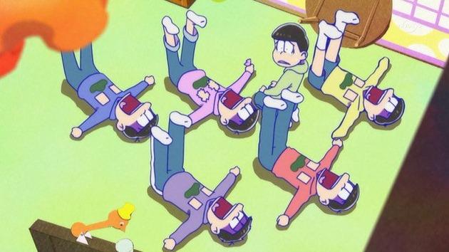 おそ松さん 2期 2話 (09