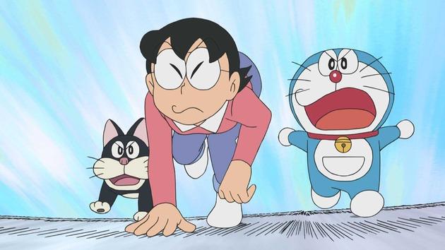 猫が主役のアニメ