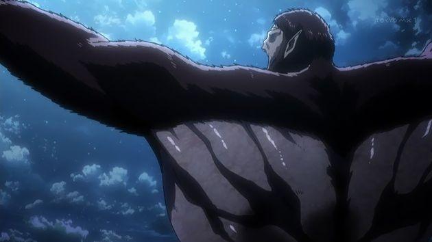 進撃の巨人 Season2 29話 27