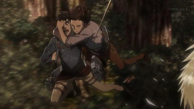 進撃の巨人 Season2 35話 (35)