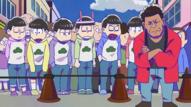 おそ松さん 2期 3話 (31)