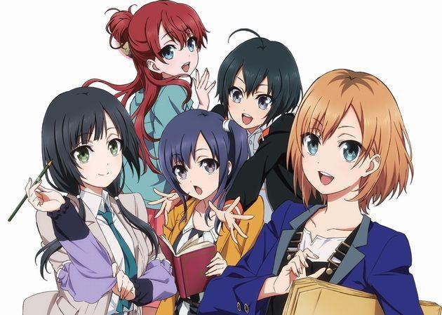 【P.A.WORKS】「SHIROBAKO」と「花咲くいろは」──。どっちのアニメを見るべきか・・・教えてくれよ・・!!