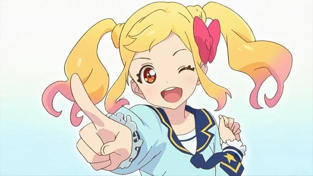 2017春アニメ アニメキャラ