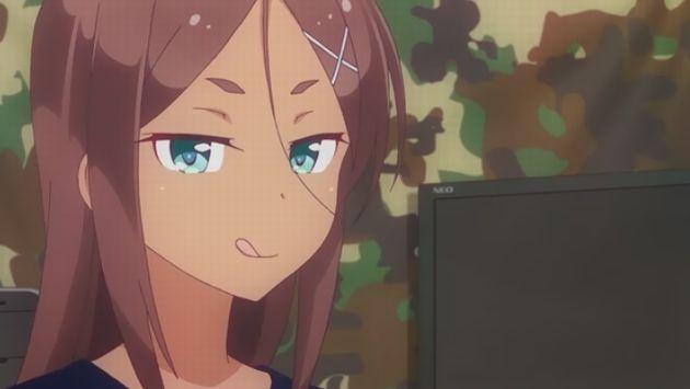 【NEW GAME!】第9話『出勤しちゃいけないんですか?』の感想まとめ・・・!!脚本を作者の得能正太郎さんが担当した力作のお風呂回・・・!!(画像あり)