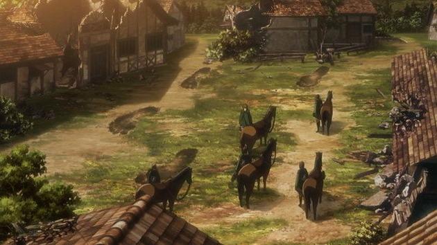 進撃の巨人 Season2 35話 (01)