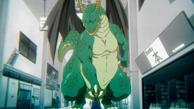 小林さんちのメイドラゴン 13話