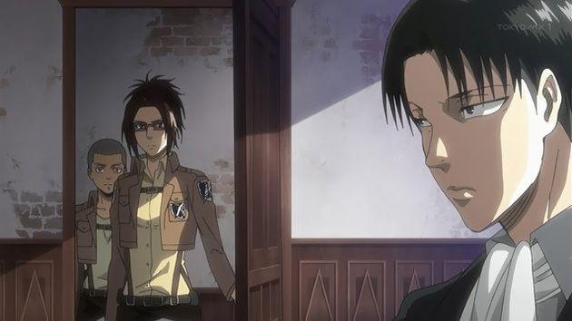 「進撃の巨人 Season2」37話 (36)