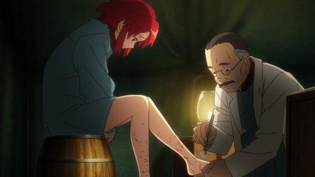 終末のイゼッタ 2話 感想 まとめ