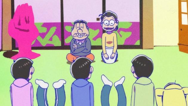 おそ松さん 2期 2話 (06