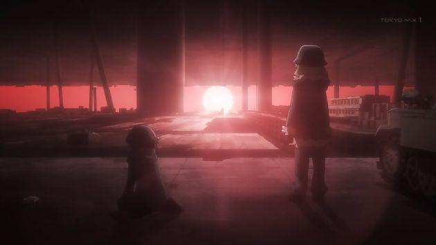 少女終末旅行 10話 (10)