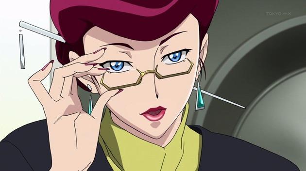 眼鏡キャラ