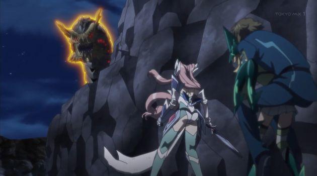 「戦姫絶唱シンフォギアAXZ」2話 (13)