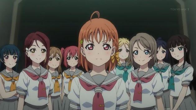ラブライブ!サンシャイン!! 2期 6話 (19)