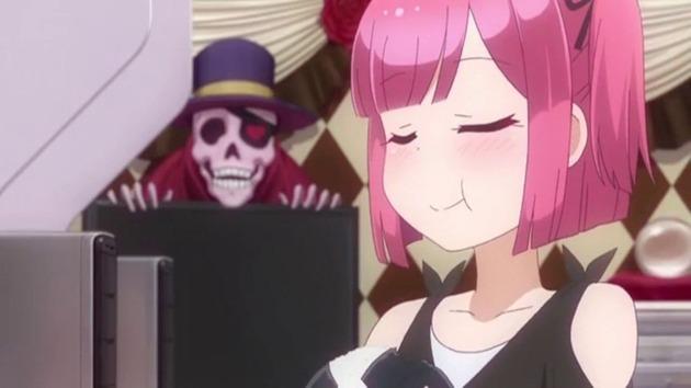 NEWGAME アニメキャラ