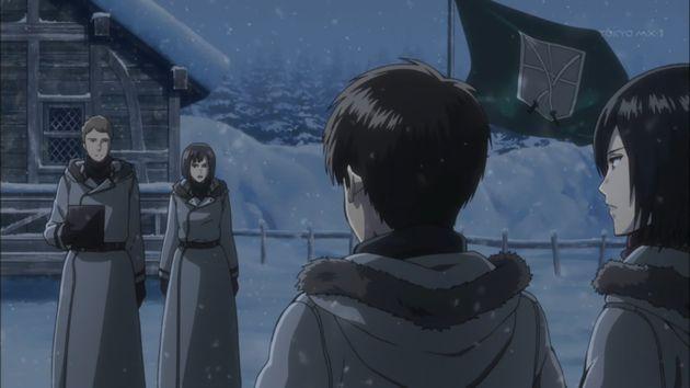 進撃の巨人 Season2 30話 感想 02