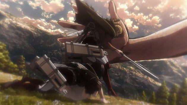 「進撃の巨人 Season2」37話