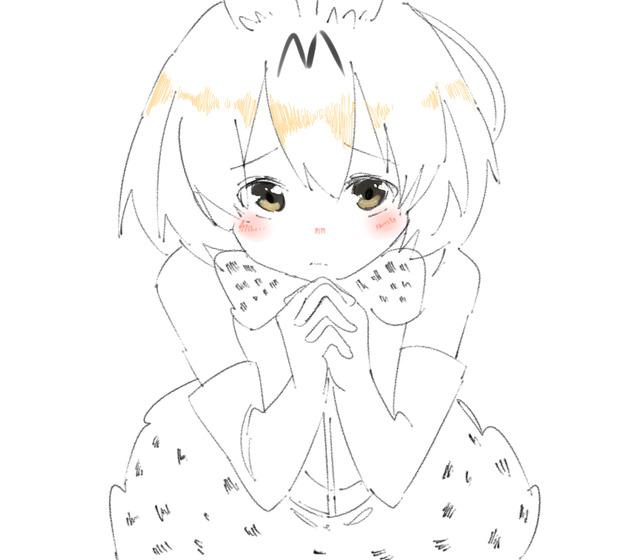 安価絵 アニメキャラ