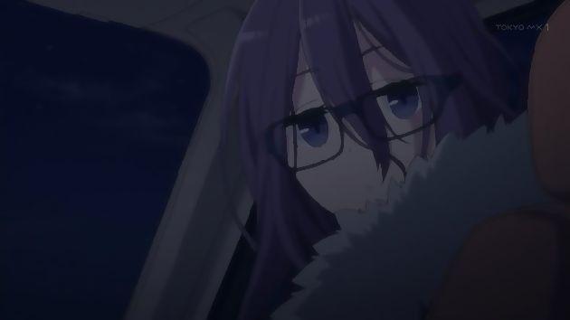 ゆるキャン△ 3話 (17)