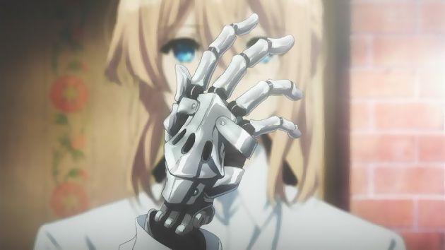ヴァイオレット・エヴァーガーデン 1話 (08)