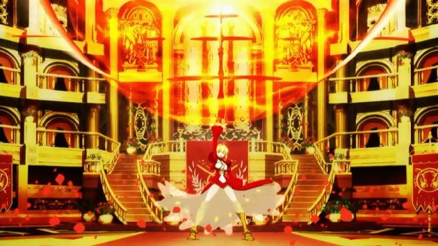 Fate/EXTRA 9話 (17)