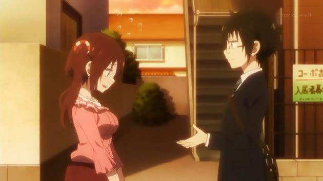 干物妹!うまるちゃんR 3話 (12)