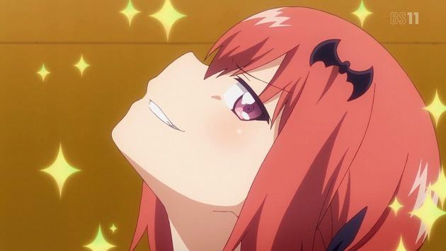 ショートヘア 赤髪 アニメキャラ