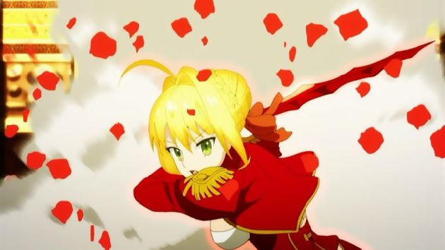 Fate/EXTRA 9話 (18)