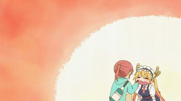 小林さんちのメイドラゴン 5話 感想 37