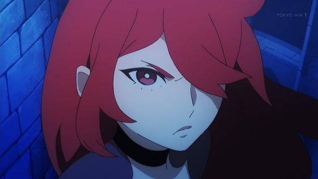 【リトルウィッチアカデミア】第15話 感想 アーシュラ先生が赤髪のシャリオに変身したぞ!(画像)