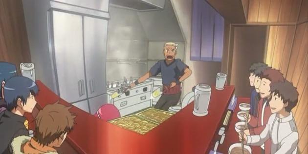 アニメ ラーメン 画像