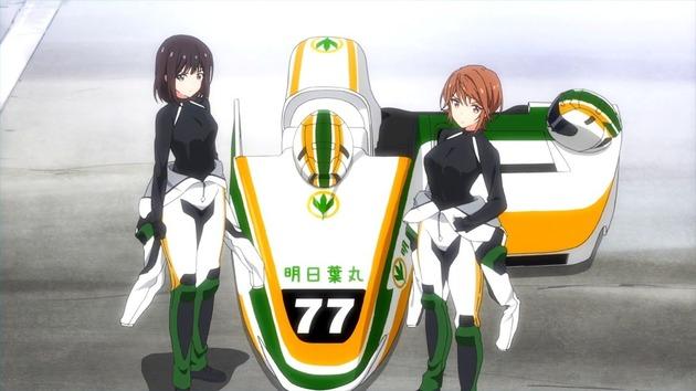 2017秋アニメ 百合アニメ