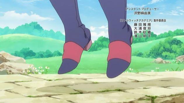 「リトルウィッチアカデミア」25話 (42)