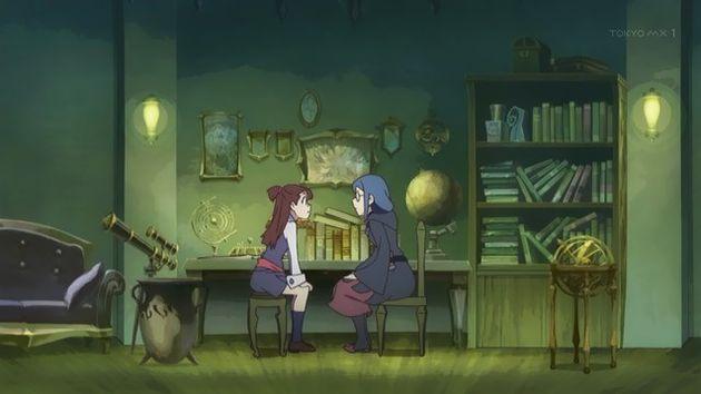「リトルウィッチアカデミア」 22話 (08