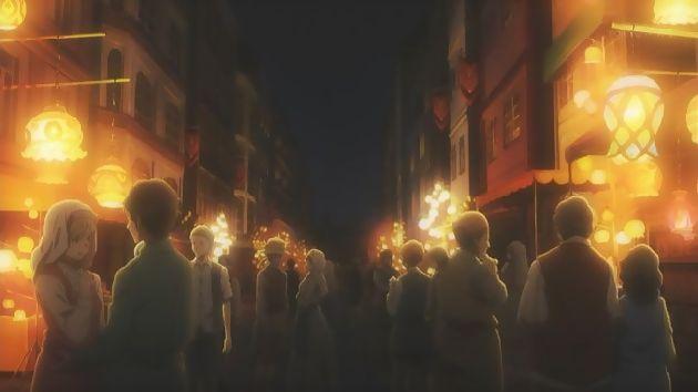 ヴァイオレット・エヴァーガーデン 8話 (19)