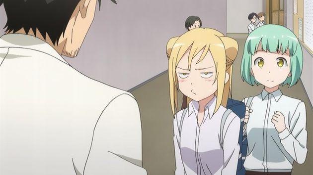 亜人ちゃんは語りたい 8話 感想 08