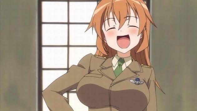 アニメ ブレイブウィッチーズ ストライクウィッチーズ