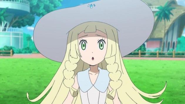 アニポケ アニメキャラ