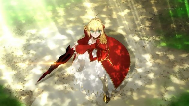 Fate/EXTRA 5話 (14)