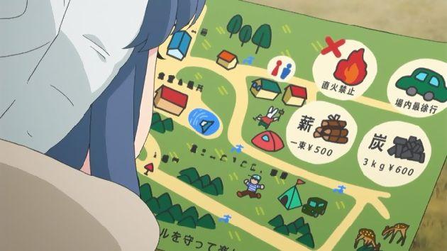 ゆるキャン△ 2話 (18)
