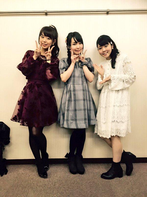 【声優】「伊藤かな恵」、「井口裕香」、「竹達彩奈」の三人の中で誰と結婚したい??(画像あり)
