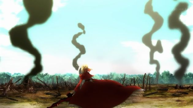 Fate/EXTRA 4話 (10)
