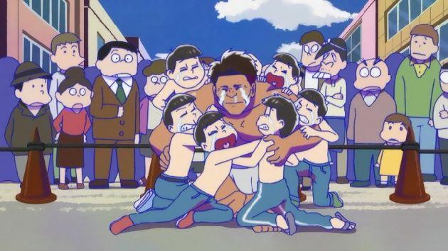 おそ松さん 2期 3話 (33)