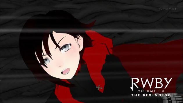 「RWBY Volume 1-3」2話 (22)
