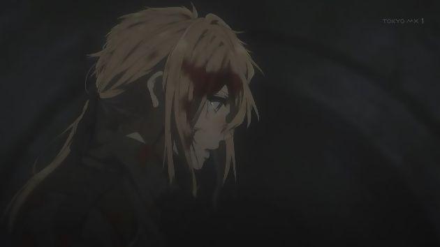 ヴァイオレット・エヴァーガーデン 1話 (03)