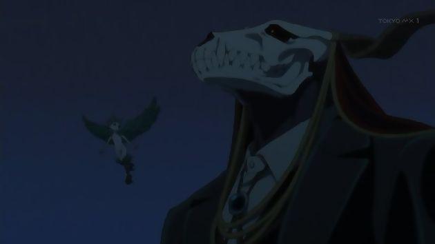 魔法使いの嫁 6話 (01)